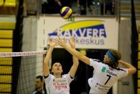 Bigbank Tartu vs Rakvere 22.01.17