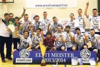 Eesti Meister 2014