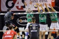 Euromäng Bigbank Tartu vs CMC Ravenna 2014