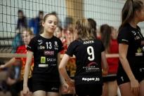 U16 tüdrukud Tartu turniiril 18.02.17