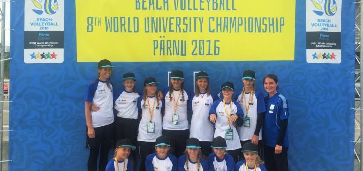 Noored vabatahtlikud üliõpilaste MM-il väärtuslikke kogemusi hankimas. Uuskari-Kaibald 22. koht.