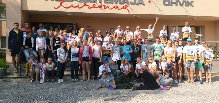 Noored lähevad hooajale vastu Salva/Kaarsilla Tartu nime all!