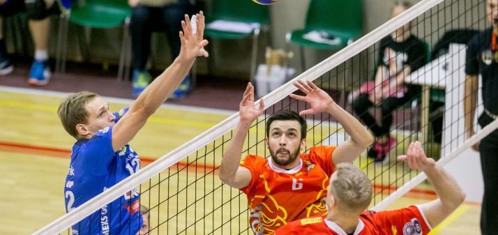Eesti KV poolfinaalis pidime kahe mängu kokkuvõttes tunnistama Selver Tallinna paremust
