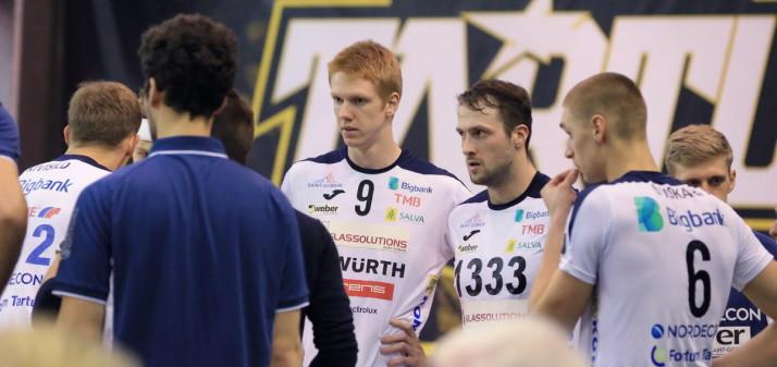 Mart Naaber hinnati Balti liiga detsembri parimaks mängijaks