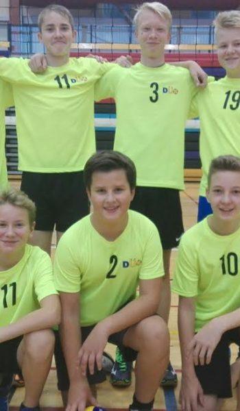 Salva/Kaarsilla Tartu U16 poisid turniiril Pärnus