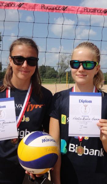 U16 võitja