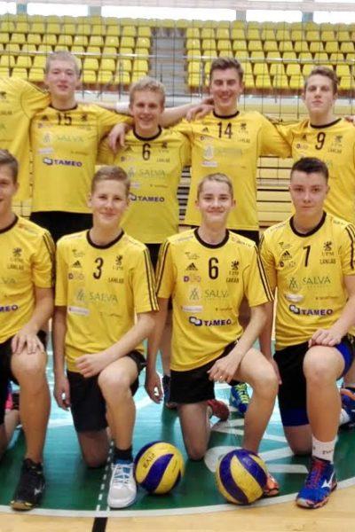 Salva/Kaarsilla Tartu U18 noormehed