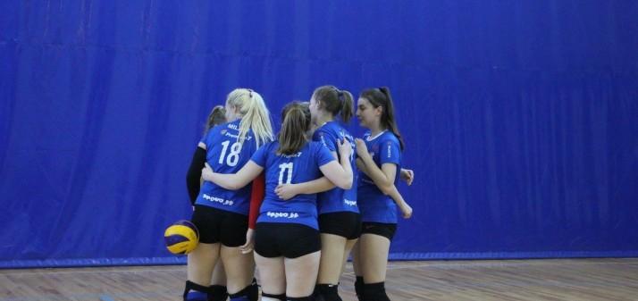 U16 tüdrukud täitsid eesmärgi ja mängivad Eesti meistrivõistluste esimeses finaalgrupis