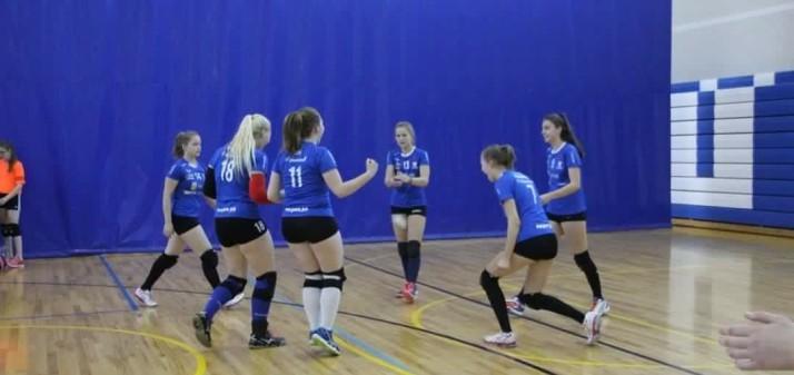 Salva Tartu U16 tüdrukud lähevad EMV tsooniturniiril võistlustulle