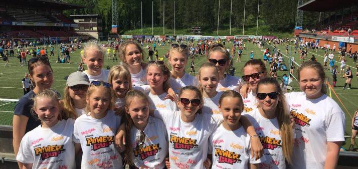 Power Cup 2017 tõi Vantaas kokku enam kui 7000 noor-võrkpallurit
